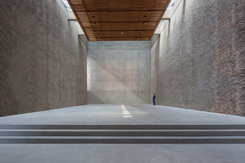preistr ger 2017 architekturpreis beton. Black Bedroom Furniture Sets. Home Design Ideas